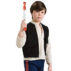 Other - NWT Star Wars Child's Deluxe Han Solo Costume L